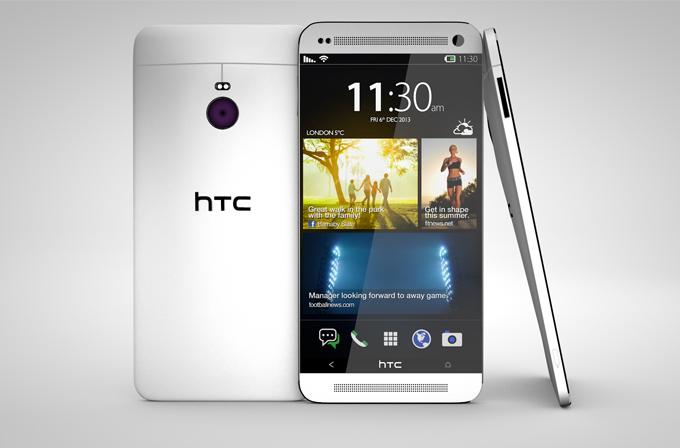 """HTC One (M8)'e """"minik"""" bir kardeş mi geliyor?"""