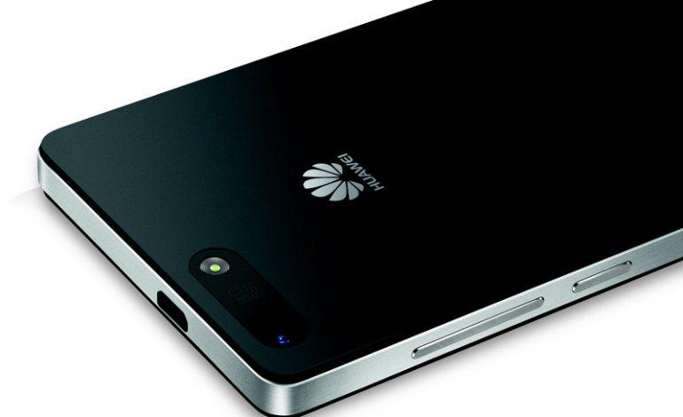 Huawei Ascend P7'den yeni görseller sızdı