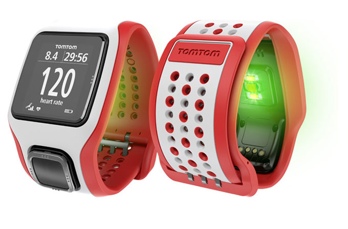 TomTom'un kalp atışını ölçebilen saati Cardio