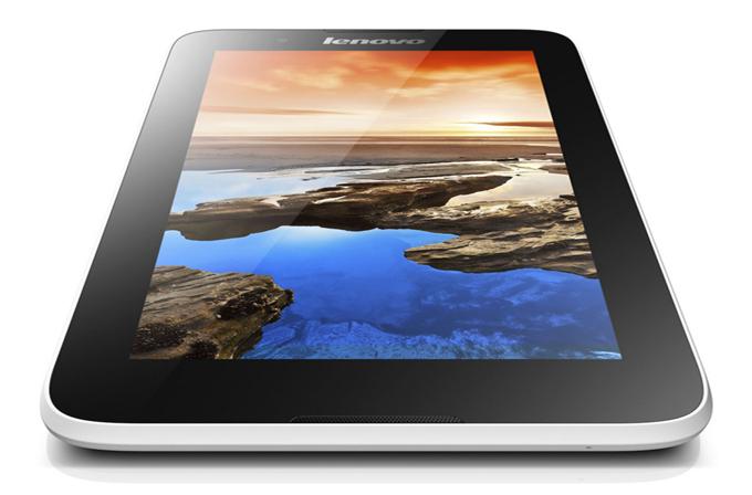 Lenovo A serisi tabletlerini duyurdu