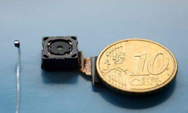 Lenssiz ultra küçük kamera