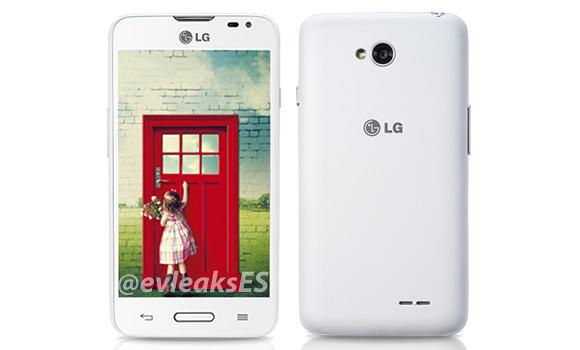 LG L65'in görüntüsü sızdı
