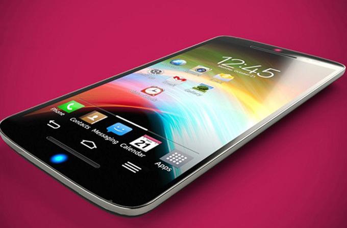 LG G3'ün arka kısmı görüntülendi