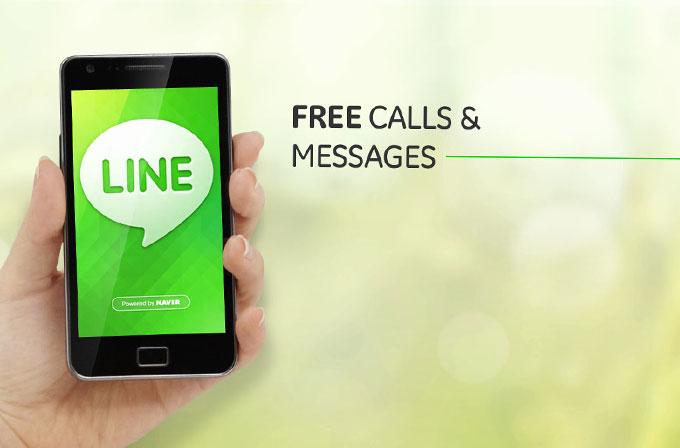 Line 400 milyon kayıtlı kullanıcıya ulaştı