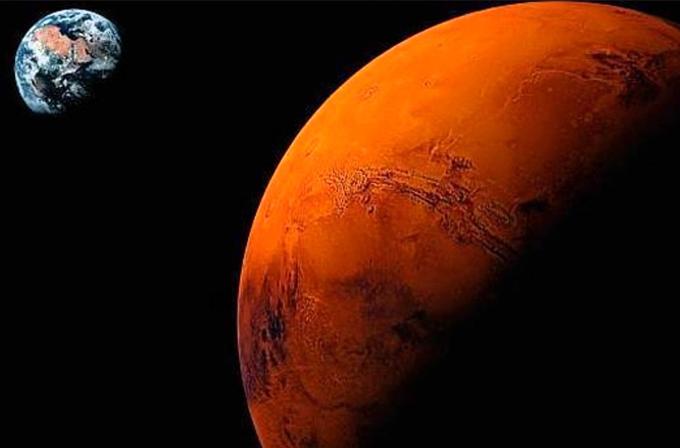 Mars'ı Dünya'ya taşıdılar!