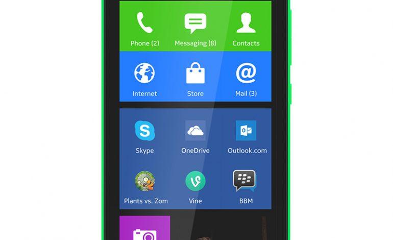 Android uygulamaları ücretsiz Nokia servisleri ile yeni Nokia X'de buluşuyor!