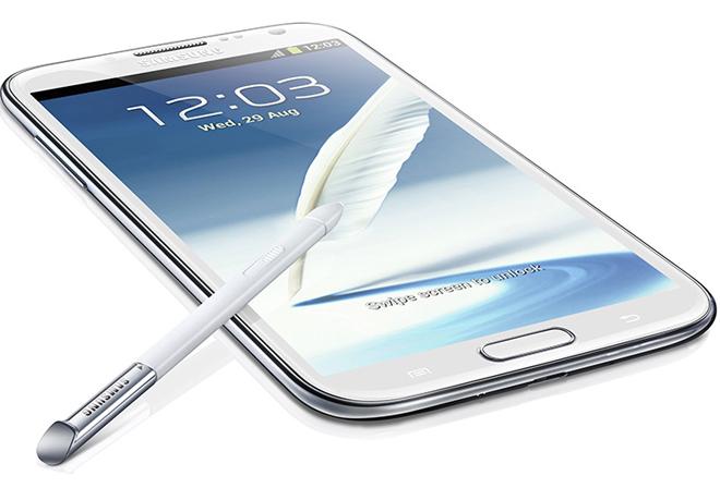 Samsung, Galaxy Note II için 4.4 KitKat'ı getiriyor