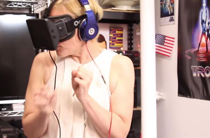 Video: Bu Oculus Rift oyunu ödünüzü kopartacak!