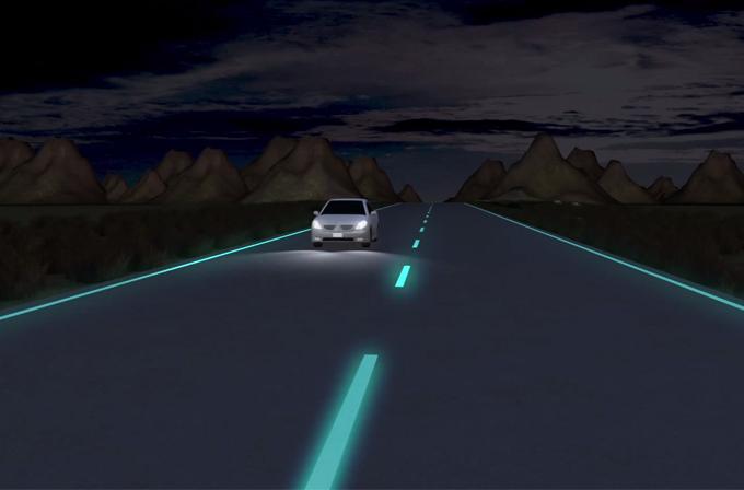 Video: Bu teknoloji ile her yol Tron filminden bir sahne olacak