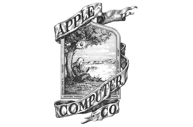Ünlü teknoloji firmalarının ilk logoları