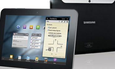 Samsung bu sene 100.000.000 adet tablet satmayı hedefliyor!