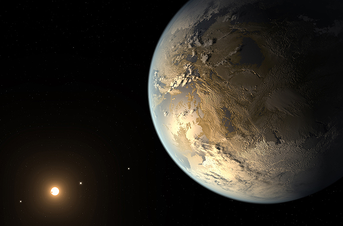 NASA, yeni bir Dünya keşfetti