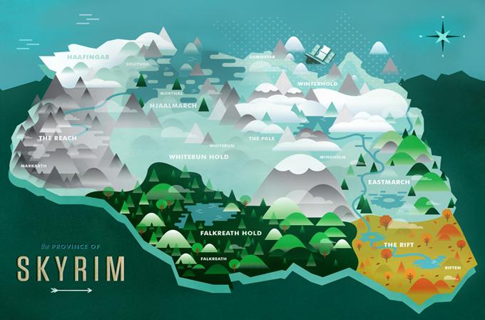 Video oyunları harita okuma yeteneğini geliştiriyor