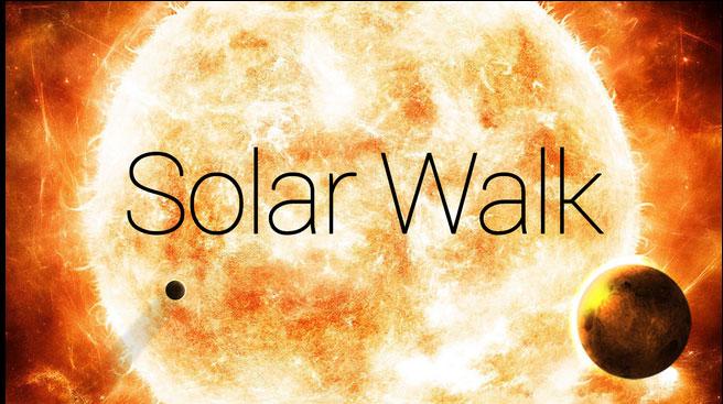 Mobil cihazlarınızla güneş sistemini gezin: Solar Walk