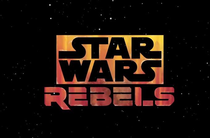 Star Wars'ın yeni animasyon serisi Rebels'tan ilk video