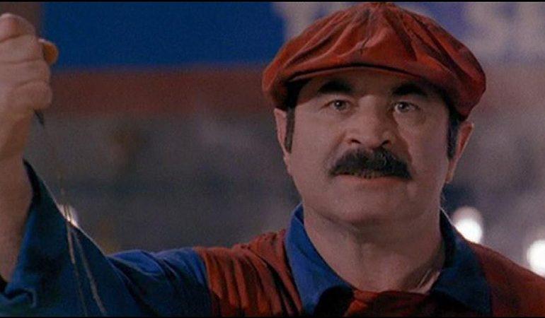 Gerçek hayatın Super Mario'su vefat etti!