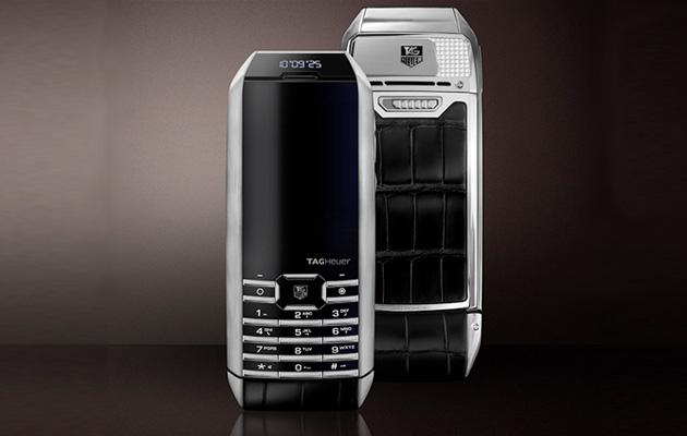 TAG Heuer'dan şarjı bitmeyen telefon; Merediist Infinite