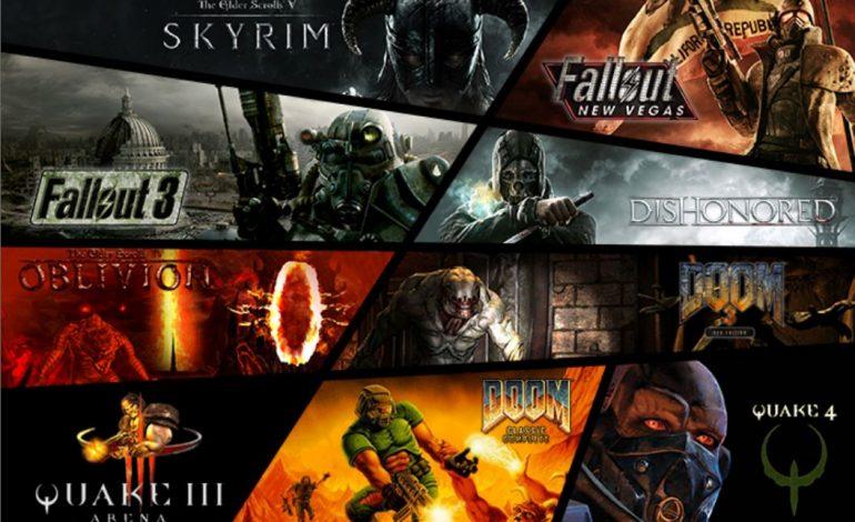 Playstore'da popüler Bethesda oyunlarına yüzde 50 indirim
