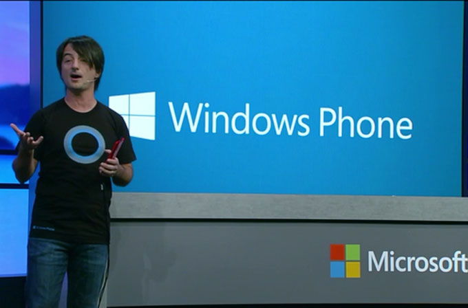 Windows Phone 8.1 ve Windows 8.1 Update tanıtıldı!