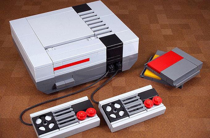 Galeri: Nostaljik teknolojilerin LEGO halleri