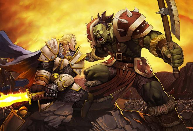 Ortaya çıkan Warcraft filminin logosu 2013'te çıkan teaser'ın dünyaya yayınlanacağının habercisi mi?