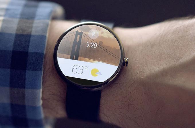 Samsung'tan Android Wear kullanan akıllı saat geliyor