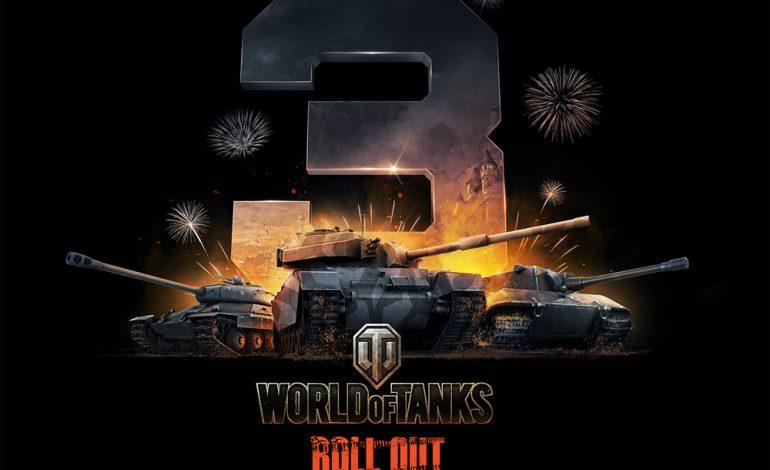 World of Tanks, Avrupa'daki 3. yılını kutluyor