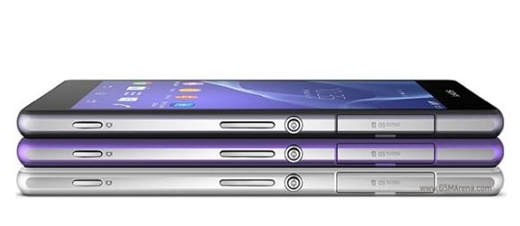 Sony Xperia Z2'ye firmware güncellemesi yapılıyor