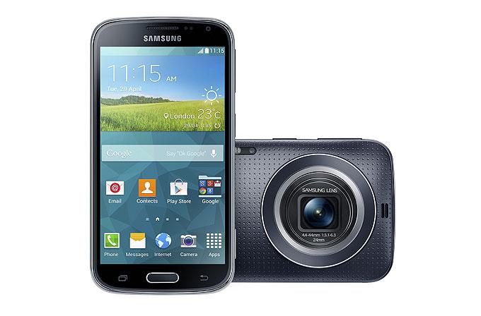 Samsung Galaxy K resmi olarak duyuruldu