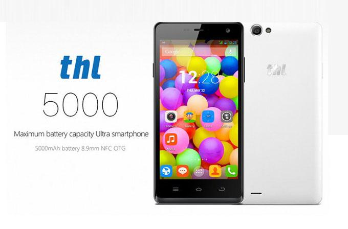 5000mAH'lik akıllı telefon önümüzdeki ay geliyor