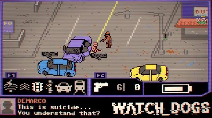 Popüler oyunlar 80'lerde çıkmış olsaydı (VİDEO)