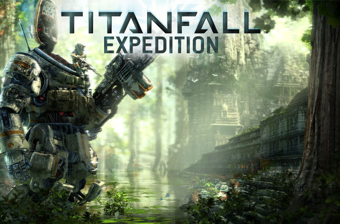 Titanfall'un DLC'si sunuldu