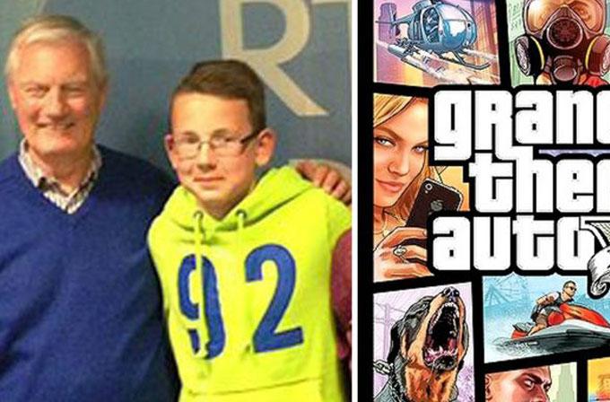 GTA oynaması hayatını kurtardı