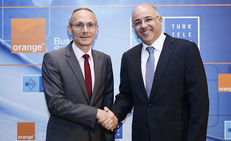 Türk Telekom ile Orange el sıkıştı
