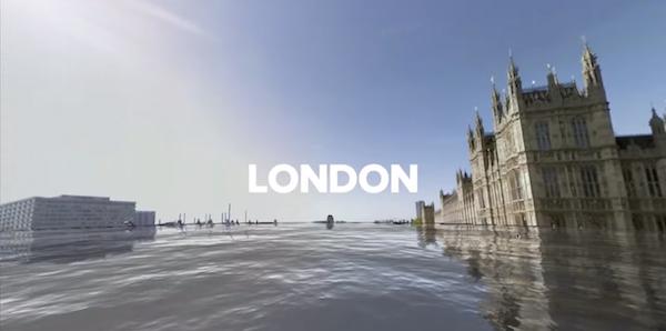 Video: 100 sene sonra dünyanın üzücü hali bu şekilde olabilir!