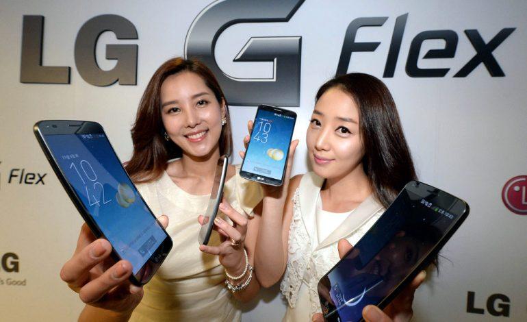 LG: Flex 2 ve Vu 4 bu yıl gelecek