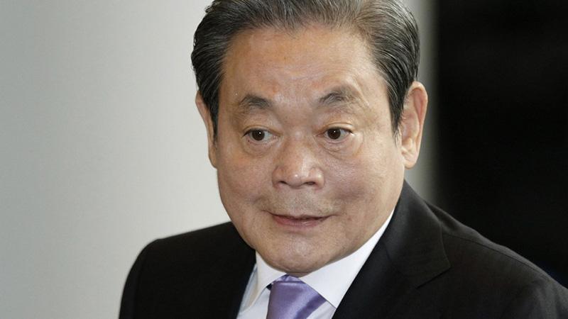 Lee Kun-hee'