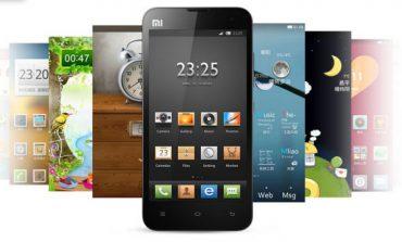 Xiaomi Mi3 yeni arayüz güncellemesine kavuştu