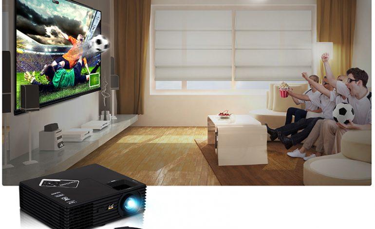 ViewSonic Full HD 3D projeksiyon ile Dünya Kupası'nı stadyum gerçekliğinde izleyin!