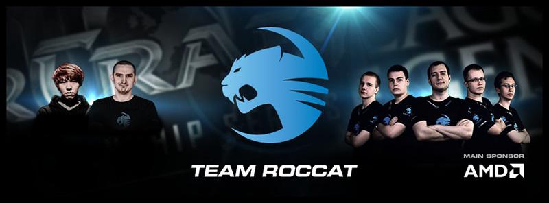Roccat-team