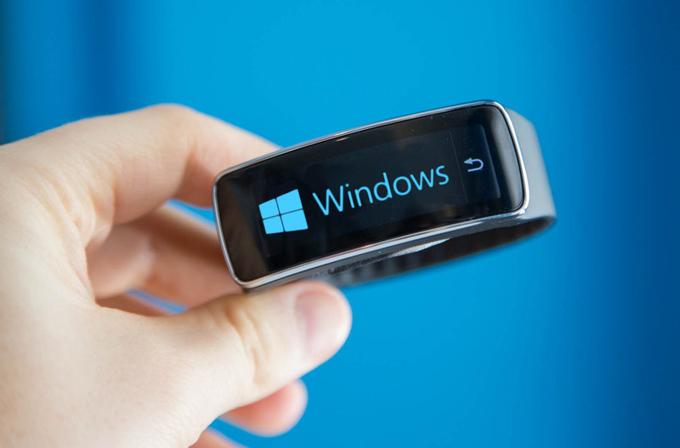 Microsoft'un akıllı saati geliyor