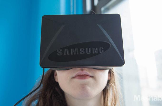 Samsung, Oculus Rift'e rakip üretiyor