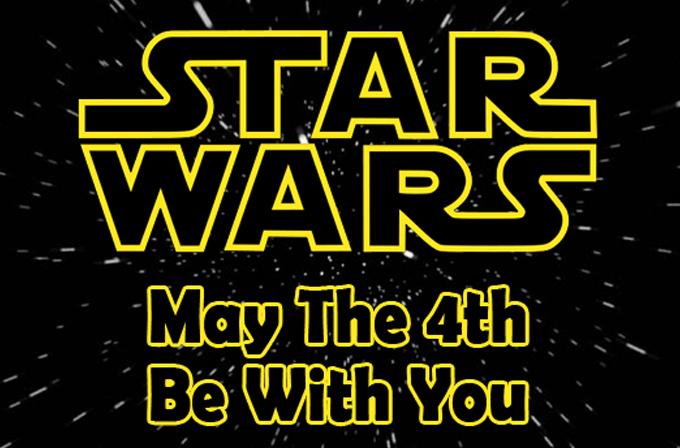 Dünya, 4 Mayıs Star Wars gününü kutluyor