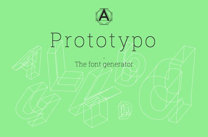 Video: Prototypo ile kendi 'font'unuzu geliştirin
