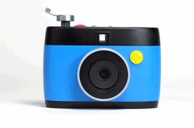 Video: OTTO kamera, görüntüyü hareketli GIF olarak kaydediyor