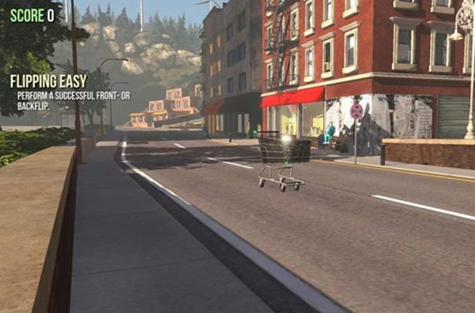 Goat Simulator'ün 1.1 güncellemesi geliyor