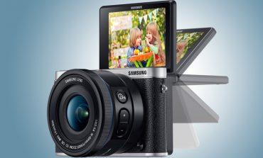 "Samsung'tan ""selfie"" fotoğraf makinesi"