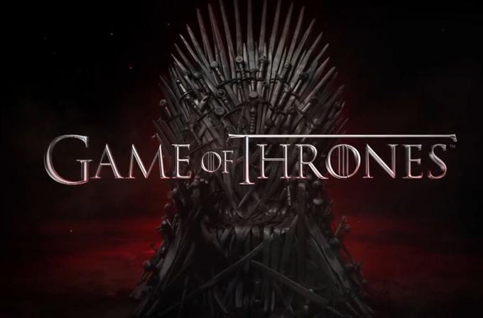 Galeri: Game of Thrones'tan ilham alınan afişler