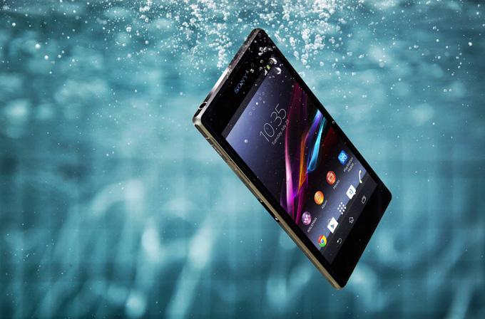 Sony Xperia Z1'e özel fiyat