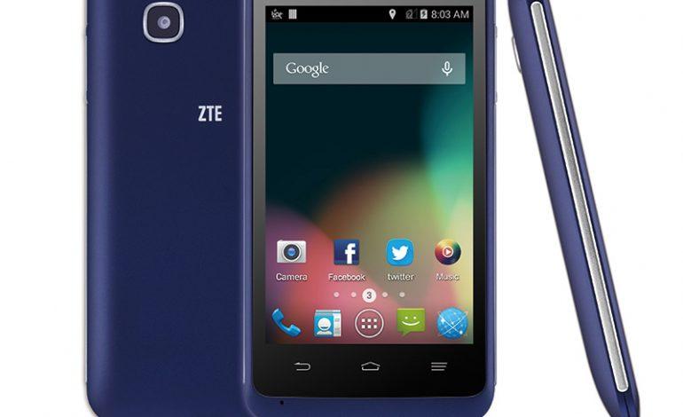 Android KitKat 4.4, ZTE Kis 3 ile Avrupa'da